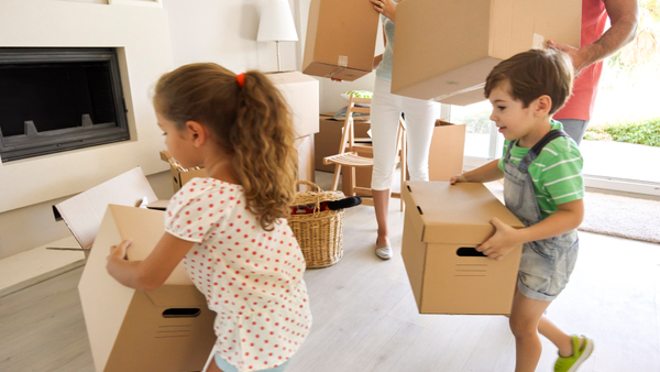 Moving provides a great opportunity for insureds to review their coverage for any gaps or major changes. (Photo: iStock)