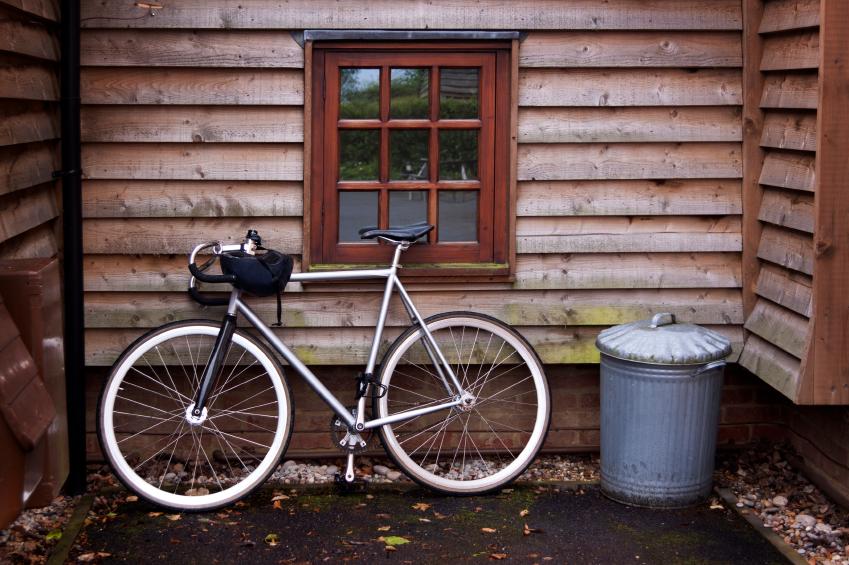Items usually kept outside house