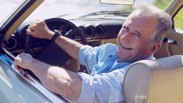 Several auto insurers are considering technologies to monitor drivers' heart rates or blood pressure while driving by applying, in part, UBI scoring algorithms. (Photo: iStock)