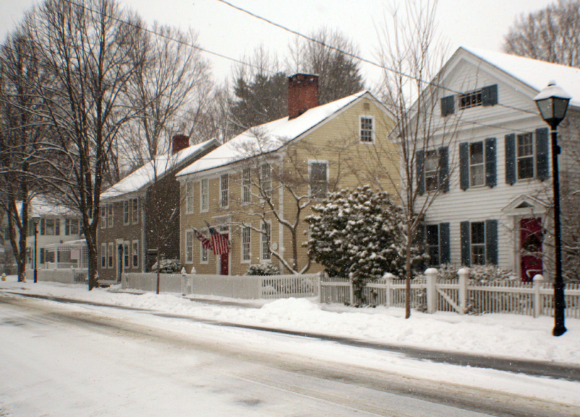 Connecticut homes