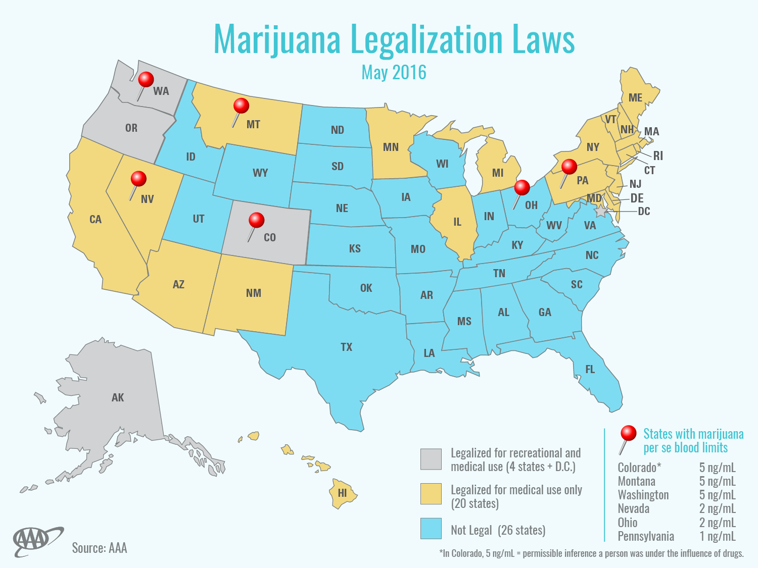marijuana legalization in the state of california Medical marijuana is licensed by the state and has to go through a rigorous  concerns about the current state of marijuana legalization efforts in california.