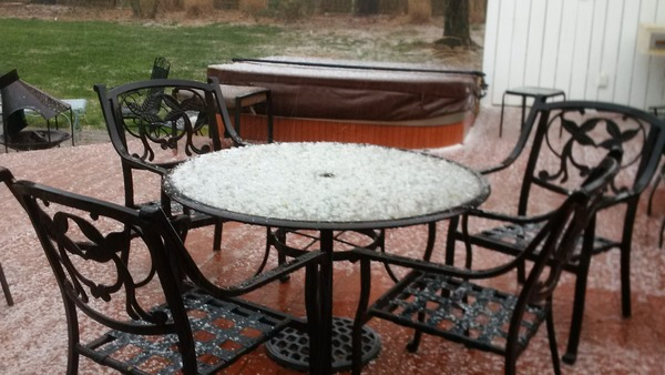 Hail storms can cause a variety of damage and a great appraiser should be able to handle multiple types of claims. (Photo: P. Harman/PropertyCasualty360.com)
