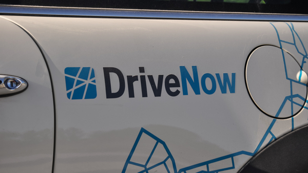 'DriveNow' is a car-sharing company owned by BMW. Members can book available cars and pay per minute of use. (Photo: iStock)