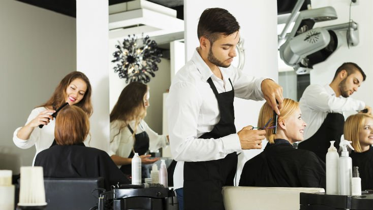 5 things to know about insuring salons and spas for The barbershop a hair salon for men