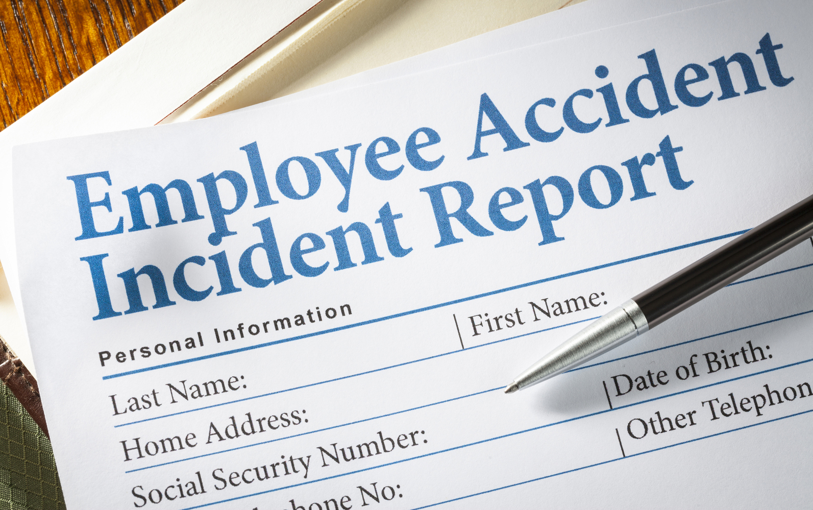 Employee-incident-report