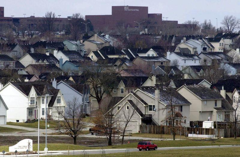 Overland Park, Kansas houses