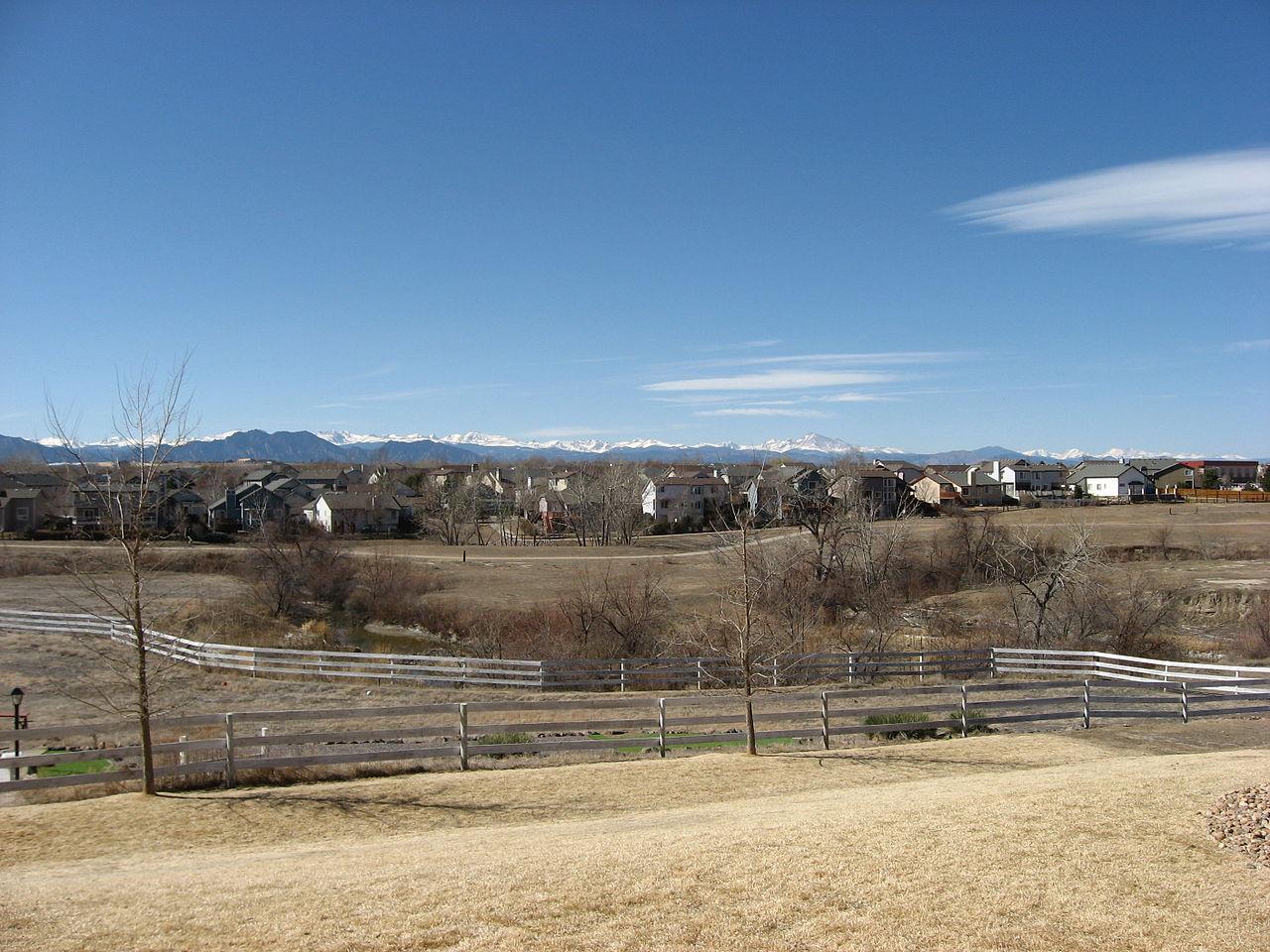 Westminister, Colorado houses