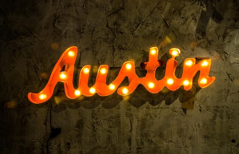 Sign-Austin