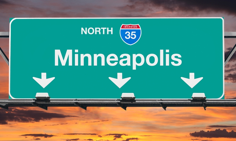 Minneapolis-highway-sign