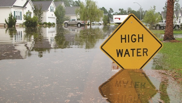 NAPSLO officials have been working with Congress to pass the Flood Insurance Market Parity and Modernization Act. (Photo: Kelly Farrar)
