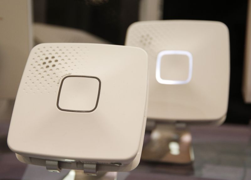 First Alert Onelink Wi-Fi Smoke + Carbon Monoxide Alarm