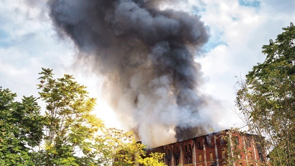 Whether arson in a vacant building is covered depends on the legal interpretation of the policy. (Photo: iStock)