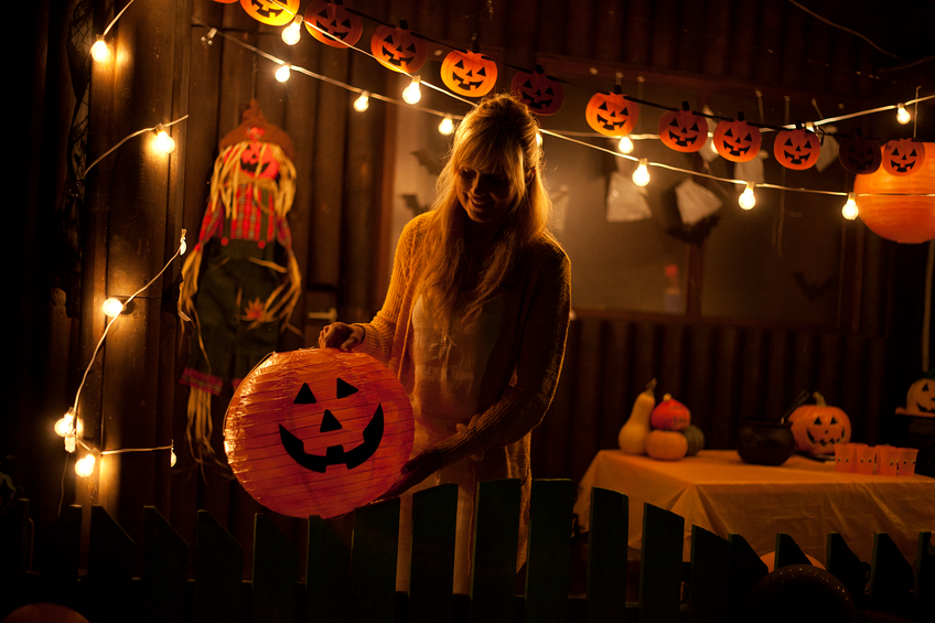 Halloween Safety Tips  Alliance Insurance Services - Small Halloween Decorations