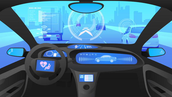 Connected cars come with technology tools that insurers will find of great use. (Photo: iStock)