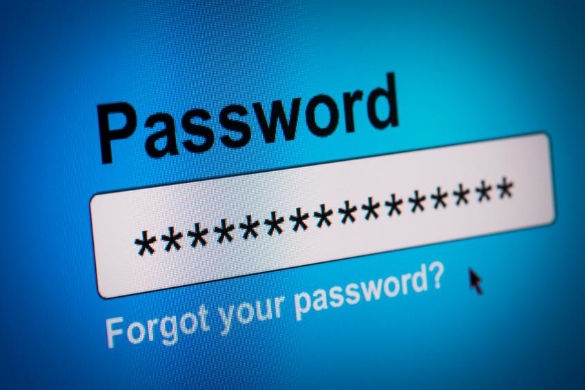 computer password login