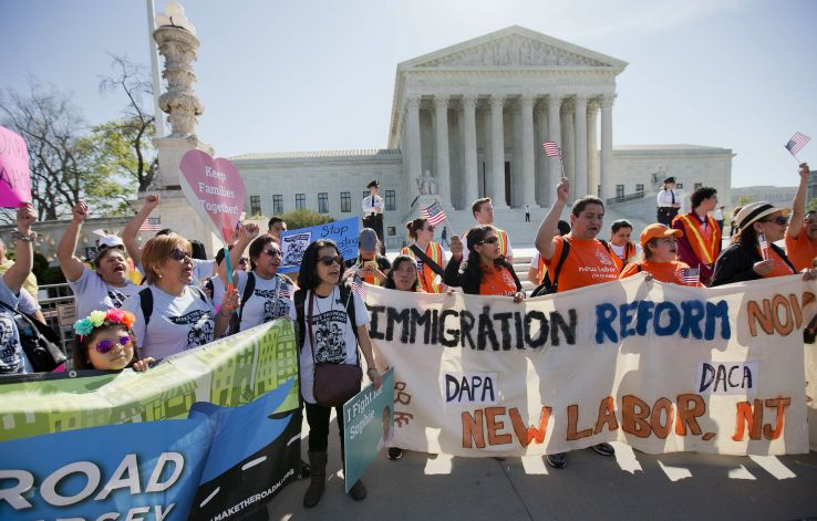 supporters of fair immigration reform