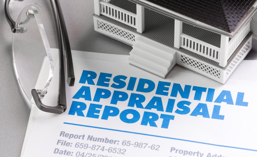 residential appraisal report