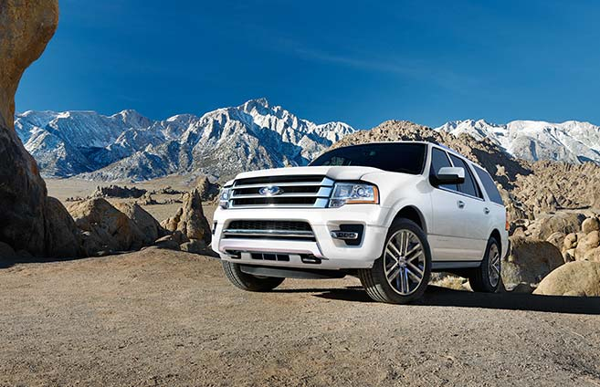 2016 Ford Expedition & 10 best all-wheel drive cars and SUVs in the snow ... markmcfarlin.com