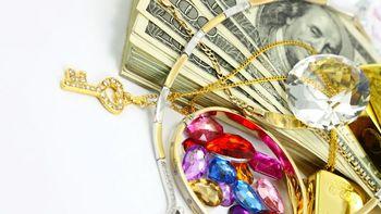 Fine jewelry appreciates in value — and risk