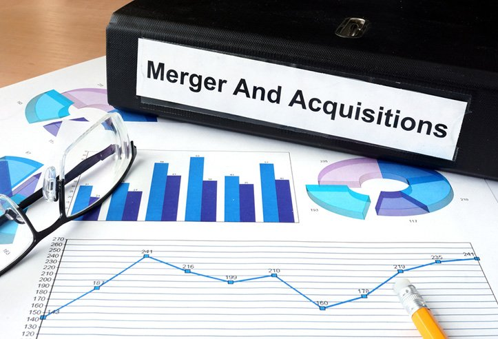 Binder with mergers & acquisitions