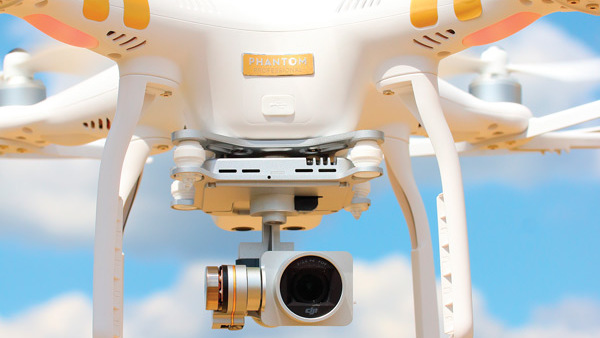 Drone usage is creating two new invasion of privacy claims: intrusion upon seclusion and publication of private facts. (Photo: iStock)