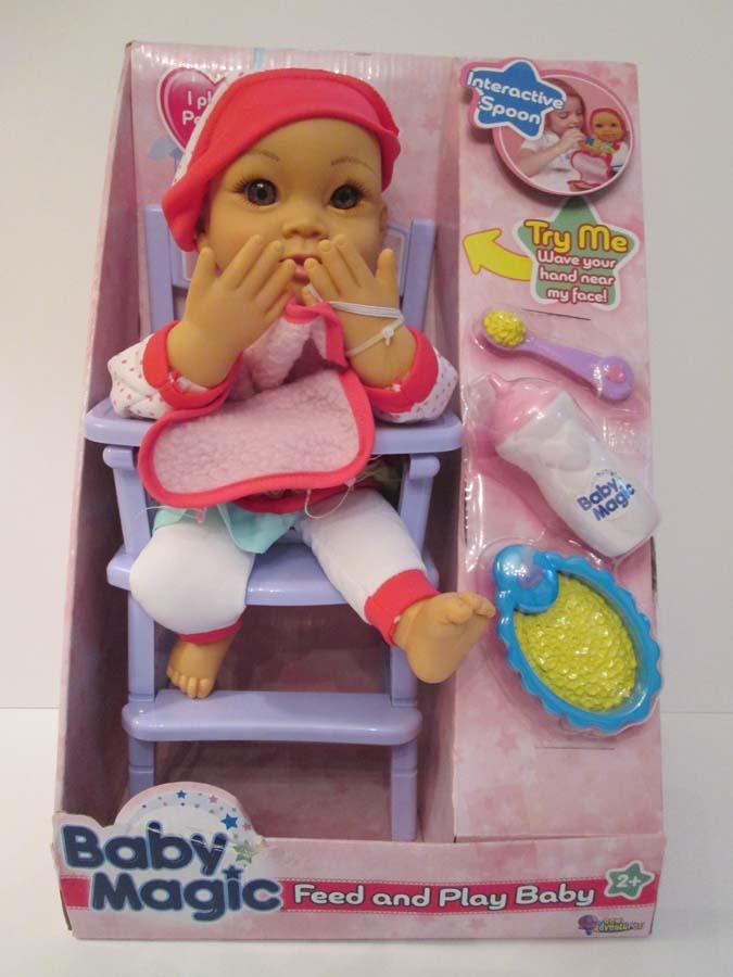 Baby Magic Feed and Play