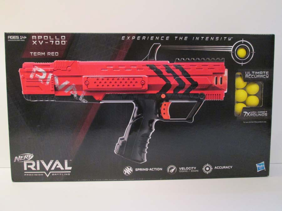 Nerf Rival Apollo XV-700 Blaster