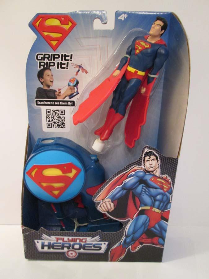 Flying Heroes Superman Launcher