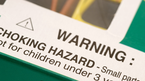 Despite warning labels, dangerous toys continue to be sold and marketed. (Photo: iStock)