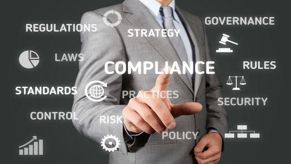 regulation compliance word cloud