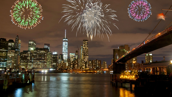Cities are preparing for New Year's celebrations around the world, while keeping watch for the many risks that accompany such events. (Photo: iStock)