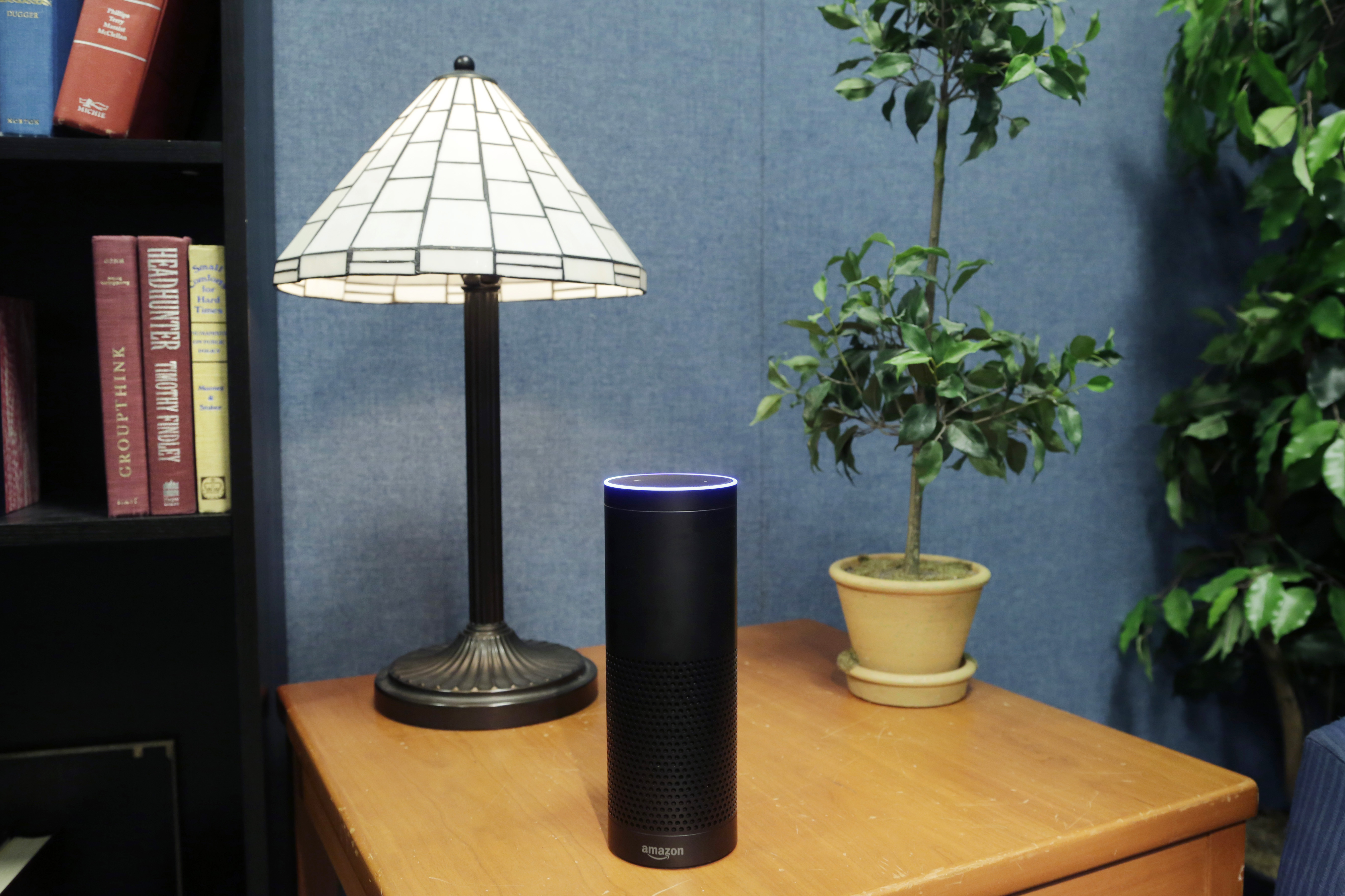 Amazon Echo technology