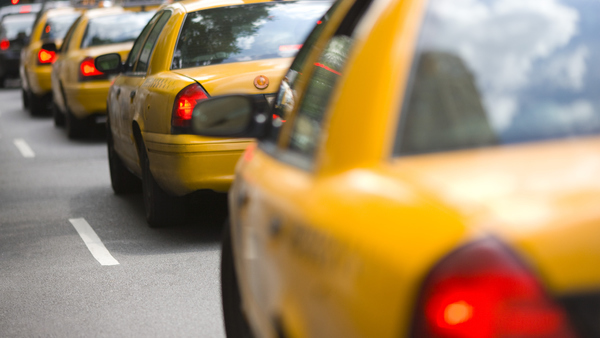 Many taxicab companies try to claim that their drivers are independent contractors to keep costs, including workers' compensation insurance, at a minimum. (Photo: Thinkstock)