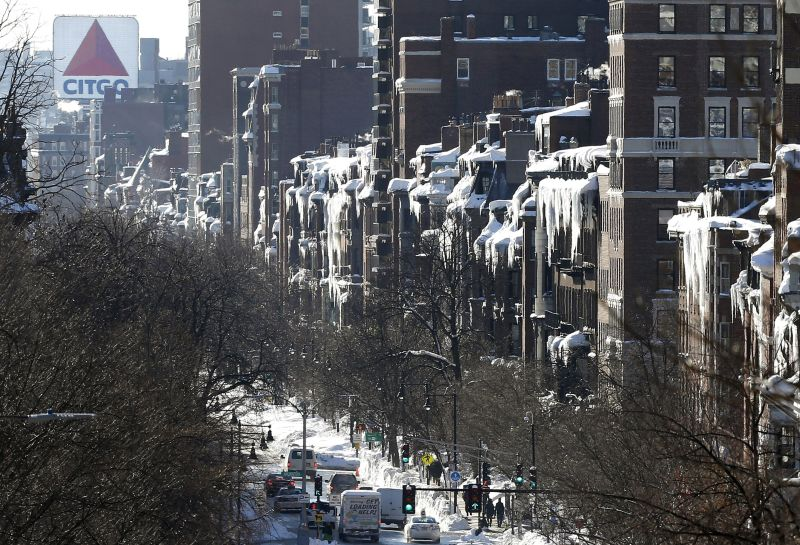 Boston winter storm Feb. 2015