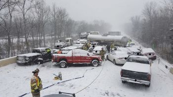 15 costliest U.S. winter weather events by insured losses, 1980-2015
