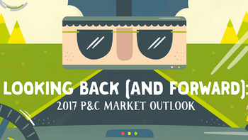 2017 P&C market outlook [infographic]
