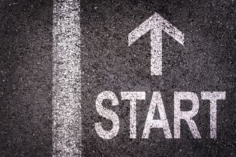 start transformation