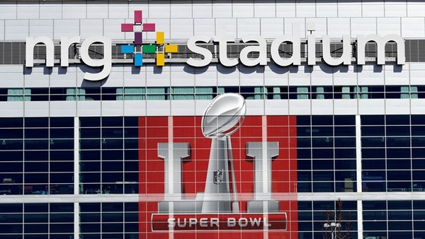 Where Do Insurance Company Super Bowl Ads Rank With Viewers - Super bowl ads lines on us map