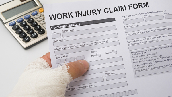 A major expense for most companies is the cost of workers' compensation claims. (Photo: Shutterstock)