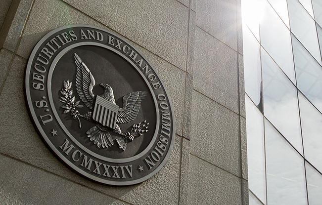 Seal US Securities and Exchange Commission