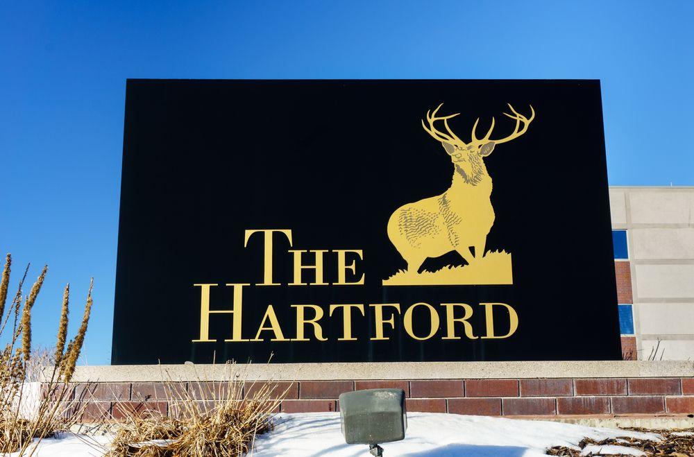 The Hartford sign
