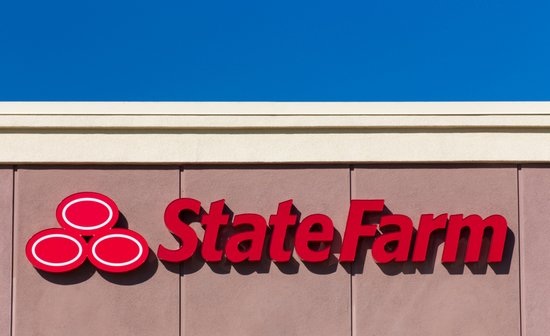 State Farm Insurance sign