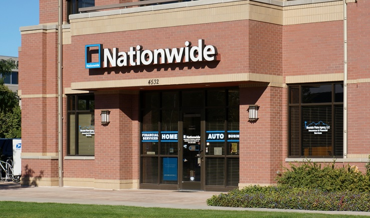 Nationwide building exterior