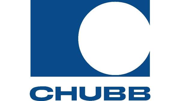 Chubb logo blue