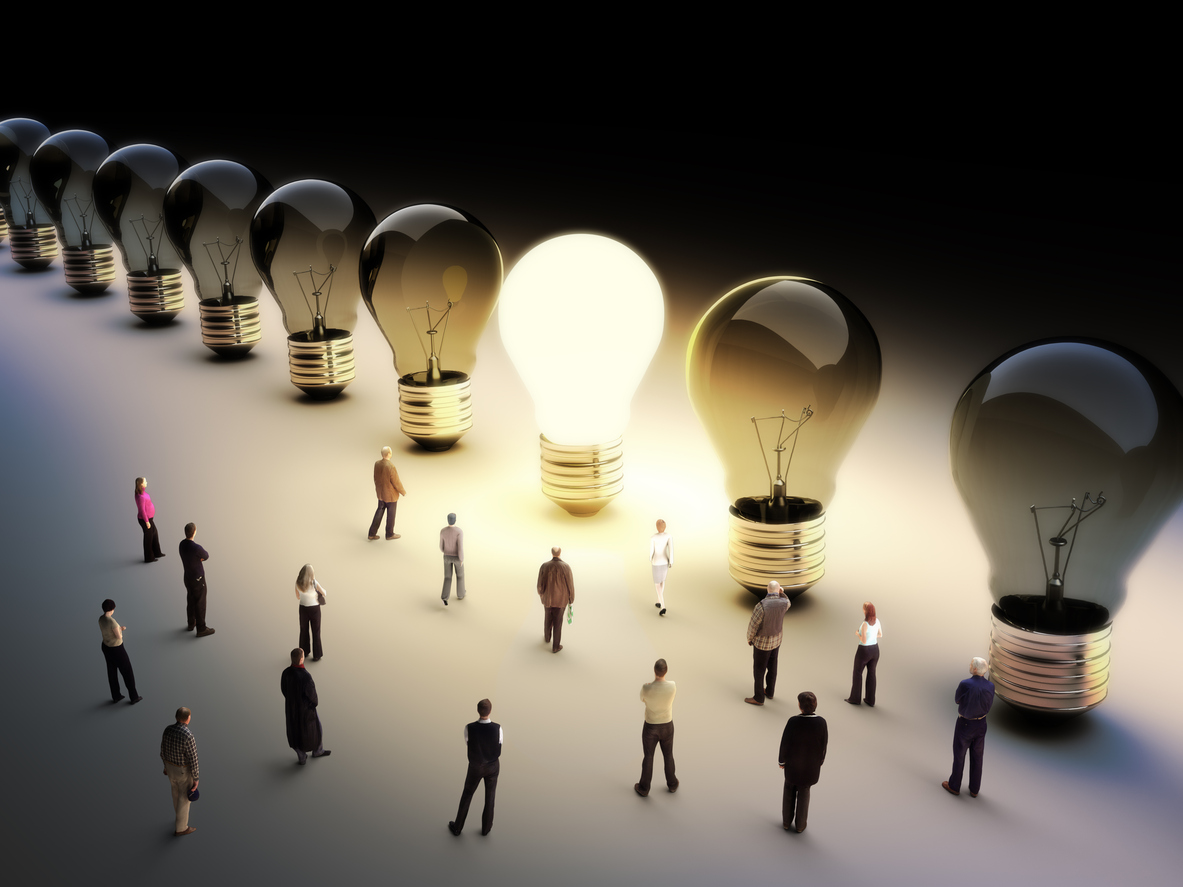 Without an business culture that encourages a two-way flow of ideas and information, innovation is stymied.