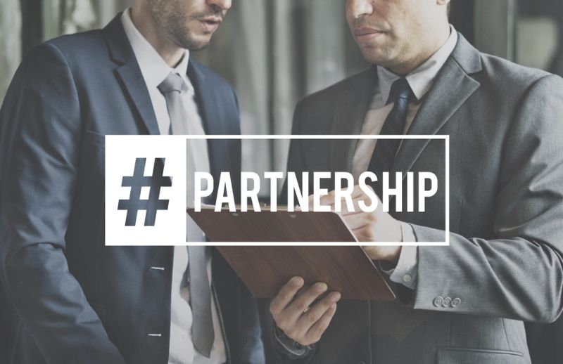 Build new partnerships
