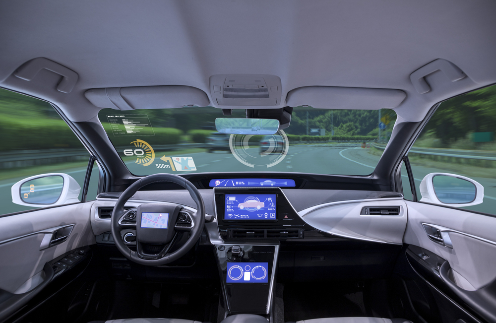 interior look at auto technology