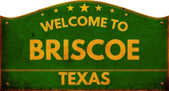 Briscoe, Texas
