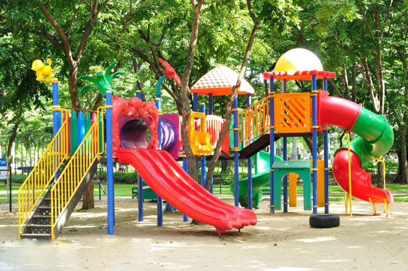 Backyard Equipment backyard danger! swings, slides & other play things pose risk