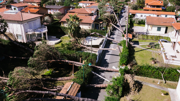 Property damage adjustments may be impacted by how much time has transpired between the damage, the claim and the repairs. (Photo: iStock)